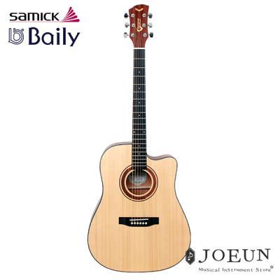 [삼익] 베일리 어쿠스틱 기타 JWG-100 D바디 입문추천