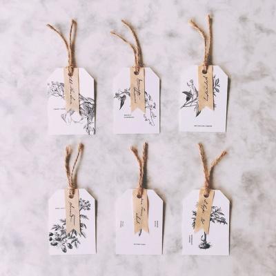 Miccudo 콜라주 클리어 스탬프 (2. Flower Set)