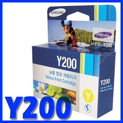 삼성 정품 INK-Y200 노랑 SCX-1490W/1855F/2000FW