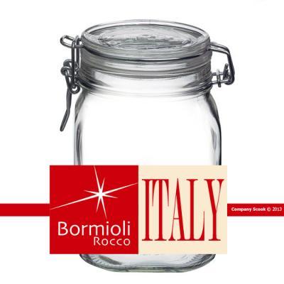 Bormioli simple 피도 화이트 1리터 1p
