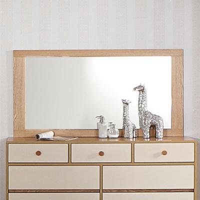 경 루브 양3단 화장대거울 벽거울