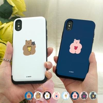 [갤럭시노트8/N950] 뚱곰 카드슬롯 케이스