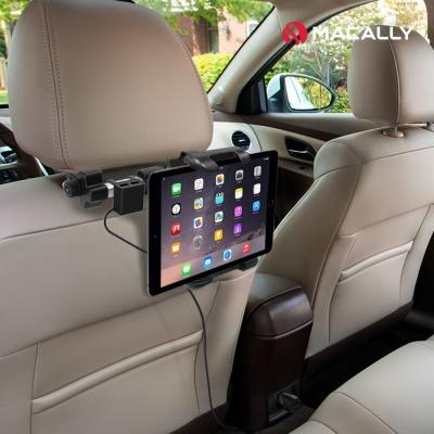 맥컬리 태블릿 헤드레스트 차량용 거치대(USB Kit)