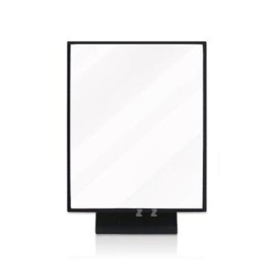 샤인빈 블랙 사각 탁상거울(대) 메이크업 화장거울