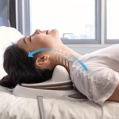 [제스파] 누워넥 목어깨 EMS 공기압 안마기 ZP2766
