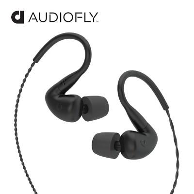 [오디오플라이] 커널형 이어폰 인이어 AF120-RoadieBlack