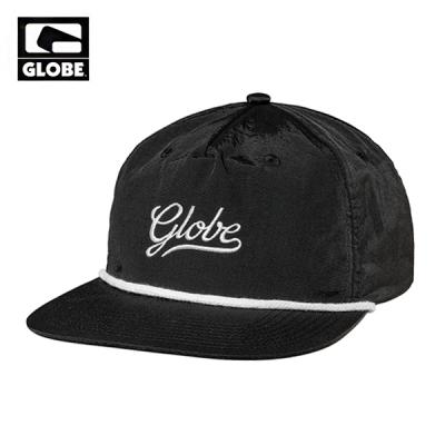 [GLOBE] BARLOW SNAPBACK CAP (BLACK)