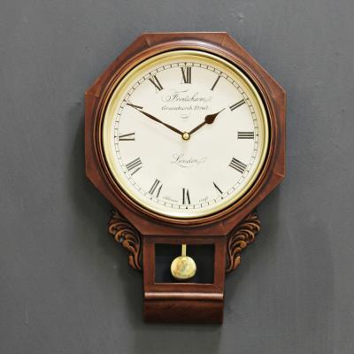 (krod022)레트로 팔각벽시계