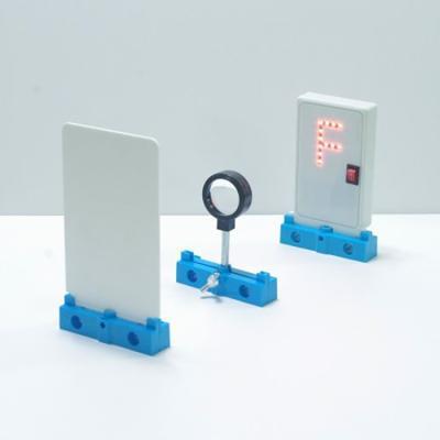 렌즈형 F광원실험장치