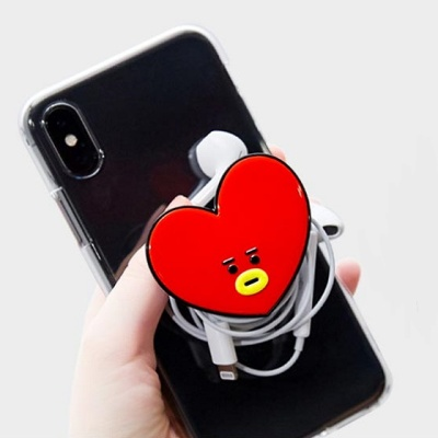 BT21 그립톡 휴대폰 스마트 거치대