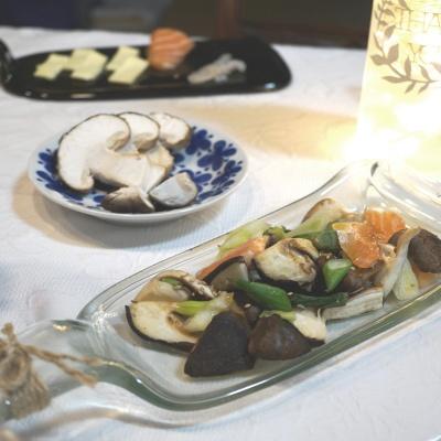 바틀샥 업사이클링 와인병 접시 오목 플레이트