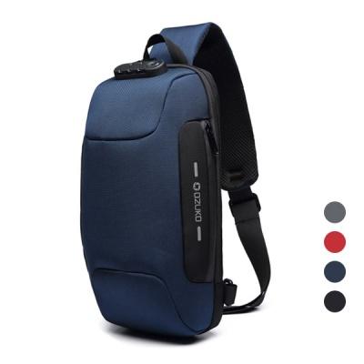 [DICUBO]크로스 USB포트 안면 메쉬 슬링팩OZK-DC10334