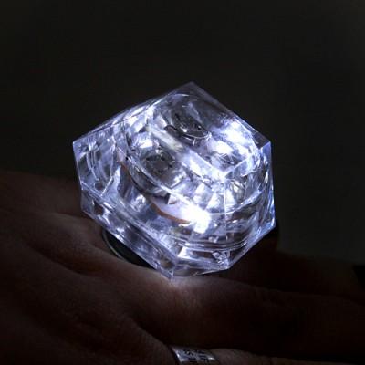LED 다이아몬드반지