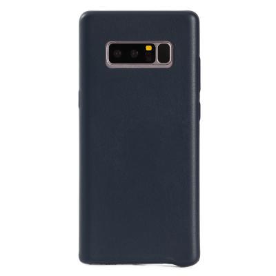 [매니퀸]아티피셜스마트폰 케이스 갤럭시 노트8네이비