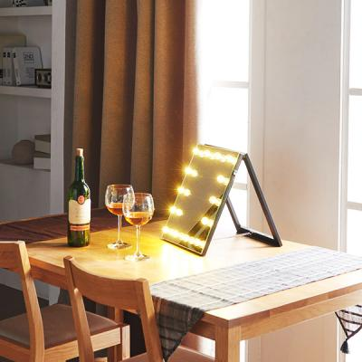 [Ldlab] 시크릿 LED 탁상용 거울
