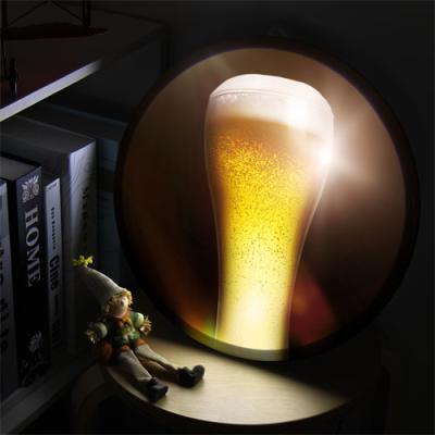 nh885-LED액자35R_빛나는황금맥주