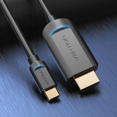 벤션 4K 맥북 스마트폰 C타입 HDMI 미러링 케이블