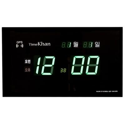 [타임칸] 디지털GPS벽시계 SJF300GPS [개/1] 379700