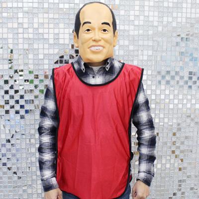 응원용 팀티셔츠 조끼 (레드)
