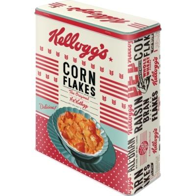 [30324] Kellogg's - Girl Corn Flakes Collage