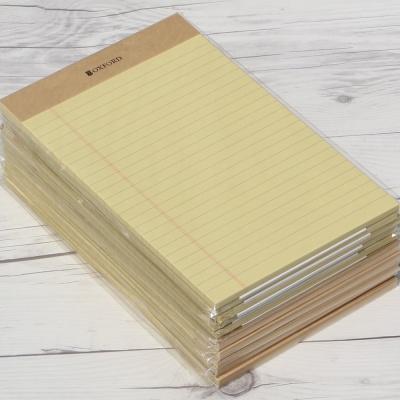옥스포드 A5 60매×10권 크라프트 리갈패드 ALP07210
