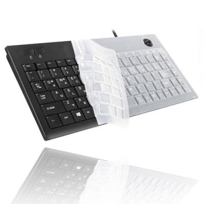 트랙볼 유선 맴브레인 키보드 LCTMK300U