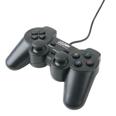 유선 게임패드 / USB 조이스틱 게임컨트롤러 LCITB104