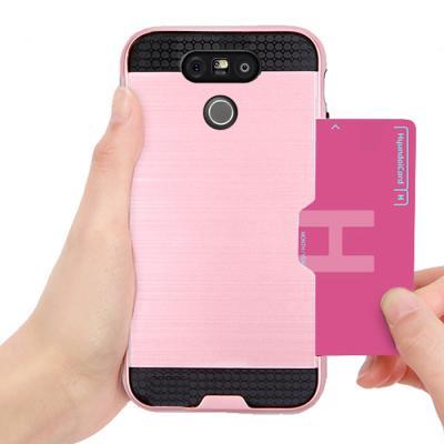 메탈 카드수납 범퍼 케이스(LG G5)