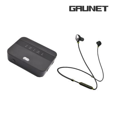 가우넷 블루투스 송수신기 이어폰 세트 TR01 + U7