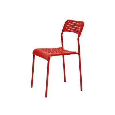 M6230 스틸 인테리어 카페 의자