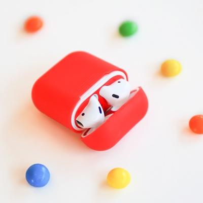 에어팟 철가루 방지 스티커 비비드컬러 시리즈