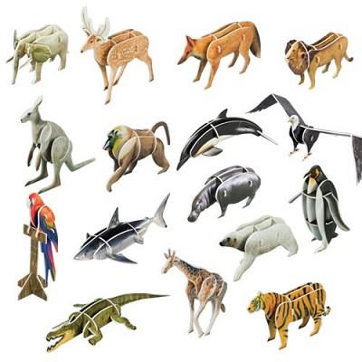 교과서에 나오는 세계의 동물들
