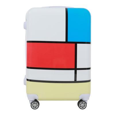 여행용 캐리어 cr-8005 모자이크 20인치