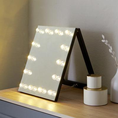 [베스트리빙]탁상용 조명 LED거울(GML-5-B)