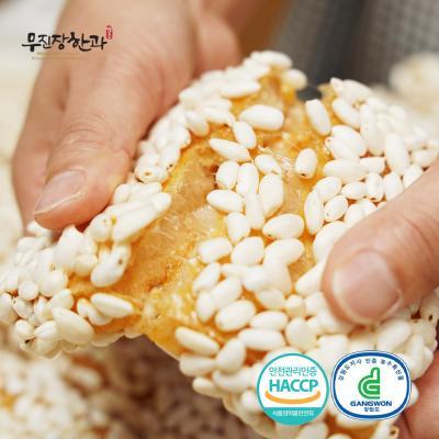 강릉사천 무진장한과 통밥과즐 (중) 1.3kg