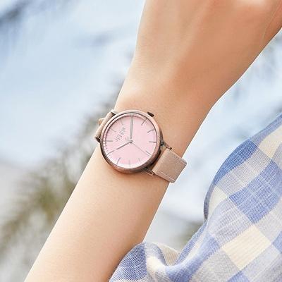 [쥴리어스공식] JA-1250 여성시계 가죽시계