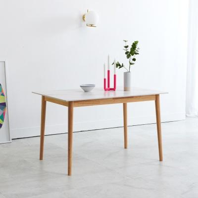 [리비니아]스코틀 포세린 통 세라믹 2인 4인 6인 식탁