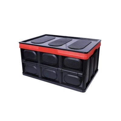 바스켓 접이식박스 / 트렁크정리 폴딩 캠핑박스