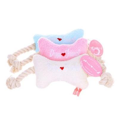 도기 강아지 장난감 터그 놀이 인형 장난감 색상랜덤