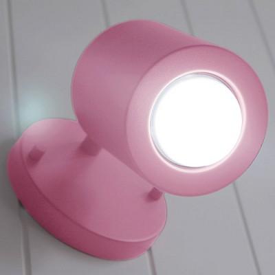 [바이빔] 배럴 벽1등[LED]-핑크