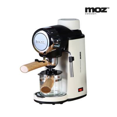 모즈 에소프레소 머신 커피메이커 DR-800C 아이보리