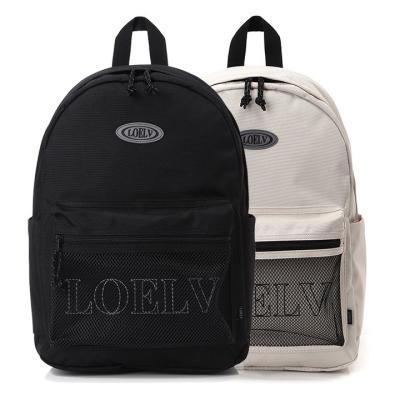 [로엘브]LOELV Dayv Bag 메쉬 데이백 백팩