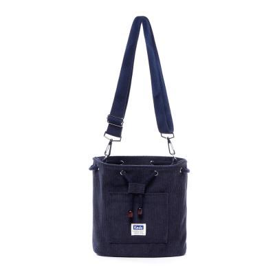 케즈 버킷백CD (SB100039) 네이비 크로스백 여성가방