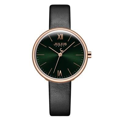 [쥴리어스공식] JA-1116 여성시계 가죽시계