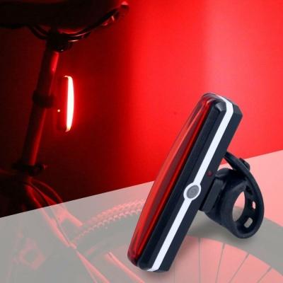 레이팔 2266 USB 6모드 후미등 라이트 자전거 충전