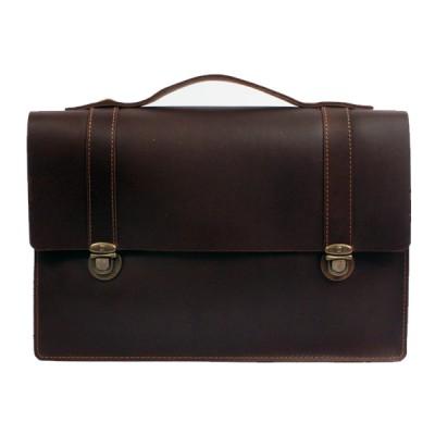 square vintage(dark brown)