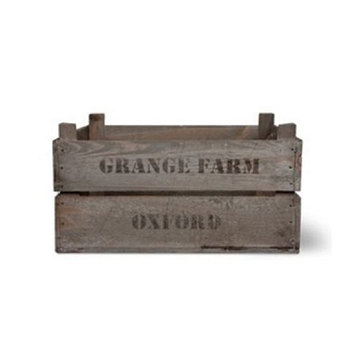 [Garden trading]Wooden Fruit Boxes. Set of 3 FBWO01 과일상자