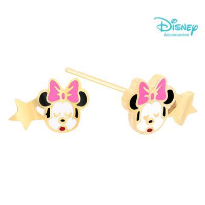 Disney 월트디즈니 쥬얼리 골드스타컬러미니 귀걸이
