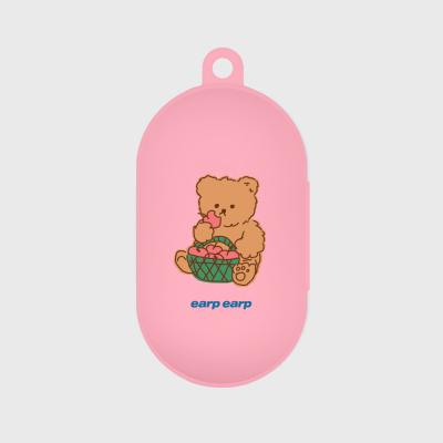 Peach punch-pink(buds jelly case)