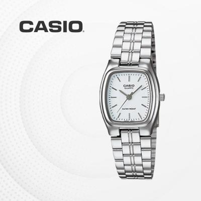 카시오 아날로그 메탈 여성 손목시계 LTP-1169D-7A